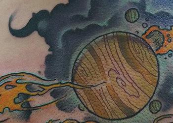 jupiter tattoo